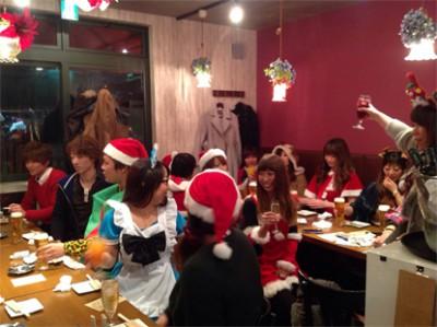 研究学園クリスマスパーティー