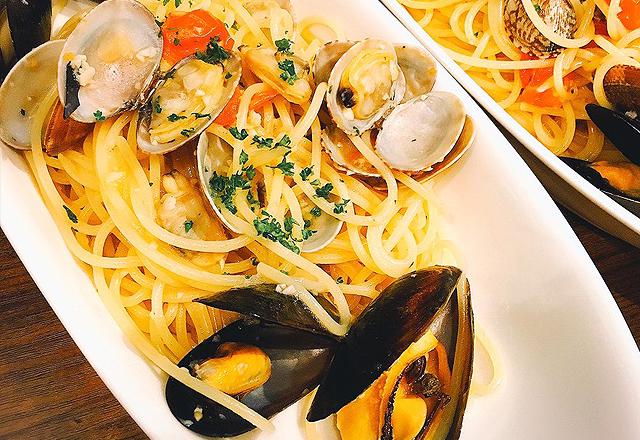 つくば研究学園のイタリアンレストランのイタリア料理