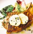 研究学園のイタリアンレストランお肉料理