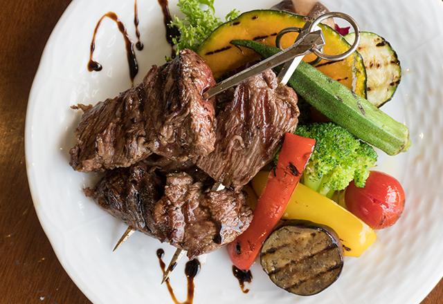 つくば研究学園イタリアンレストラン肉料理