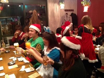 つくばクリスマスディナー