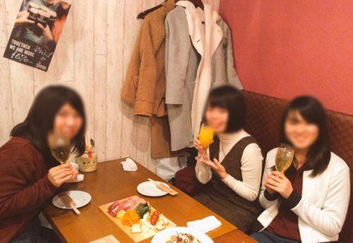 つくば研究学園で貸切の飲み放題宴会
